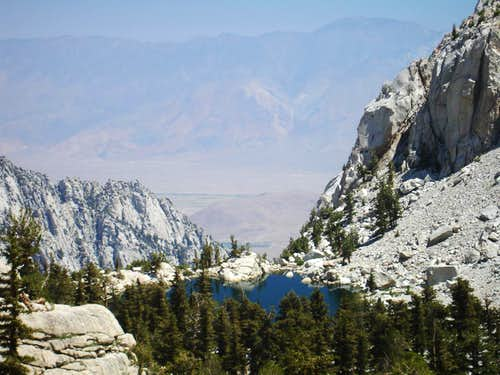 Lone Pine Lake/Owens Valley
