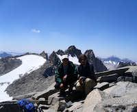 Cenk-Hakan at the summit