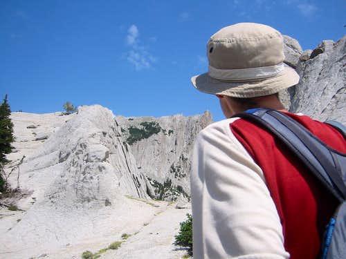 Lone Peak and I