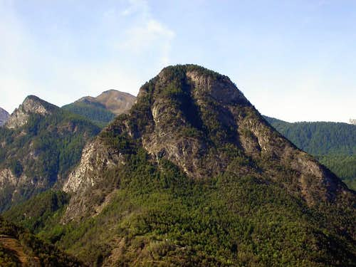La Torrasse or Mont Touriasse
