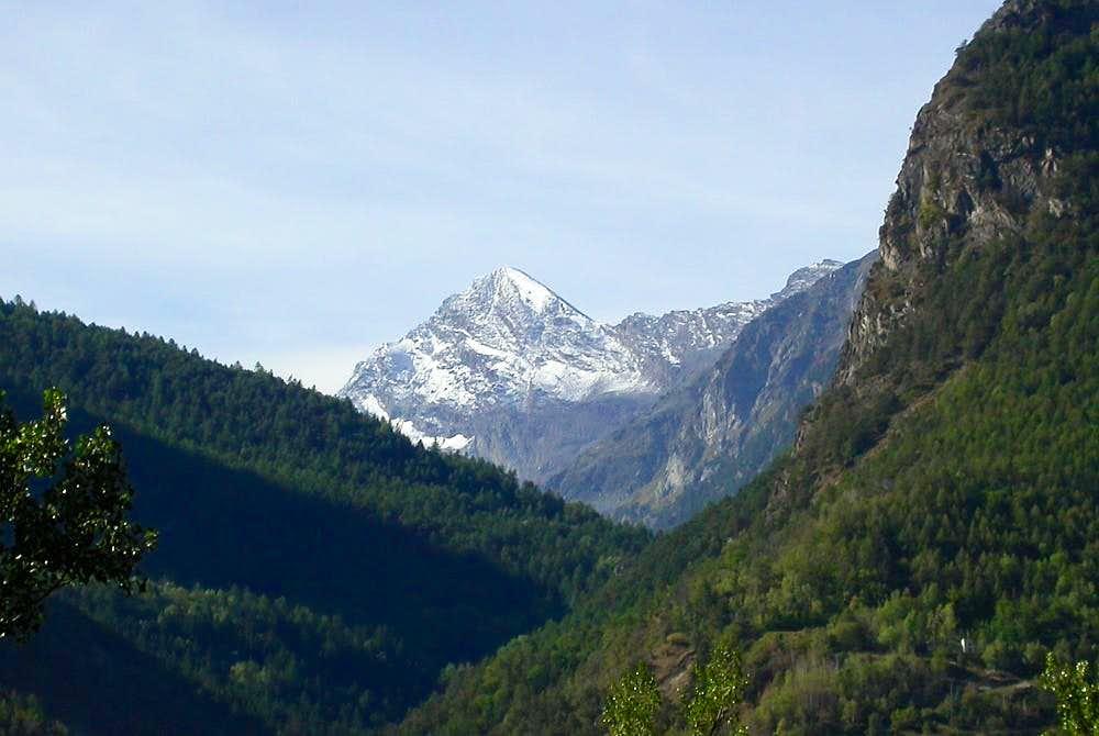 Il monte Tersiva