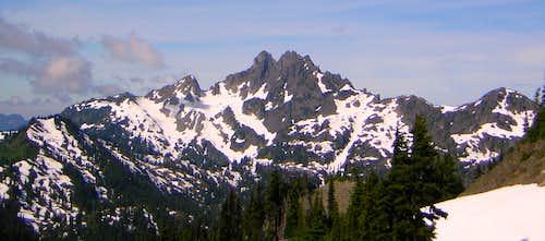 Mount Stone