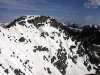 N. Arapaho Peak, taken 31 May...