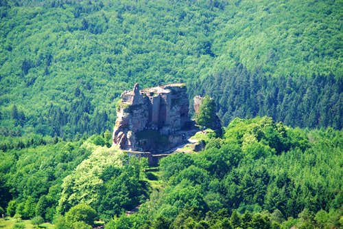 Fleckenstein Castle
