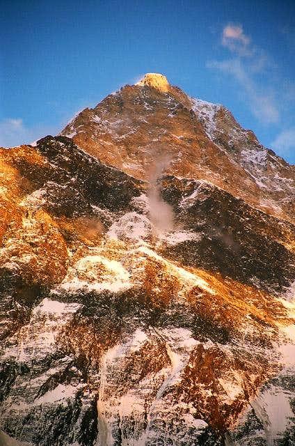 NF of Khan Tengri