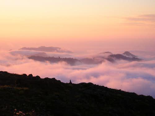 Hogsback Clouds
