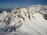 Krastzite ridge