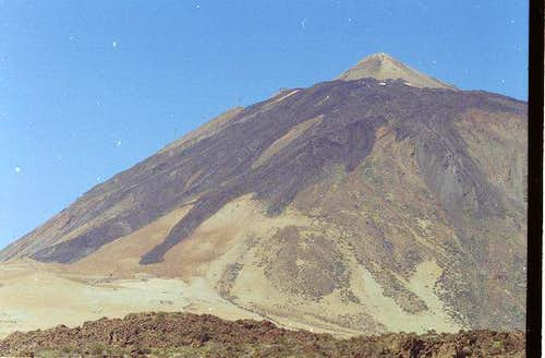 Teide. The cable car can be...
