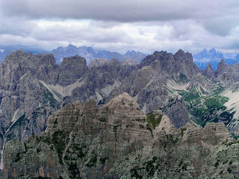 M. Pramaggiore Summit View