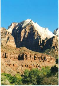 the Beehives, Zion NP