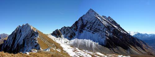 Mont Favre...