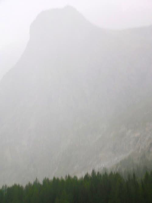 How a Storm Comes to Mt. Blanc (pic 6)