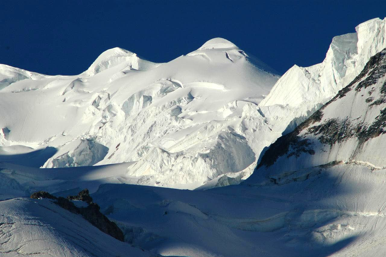 Mont Blanc Bosses Ridge