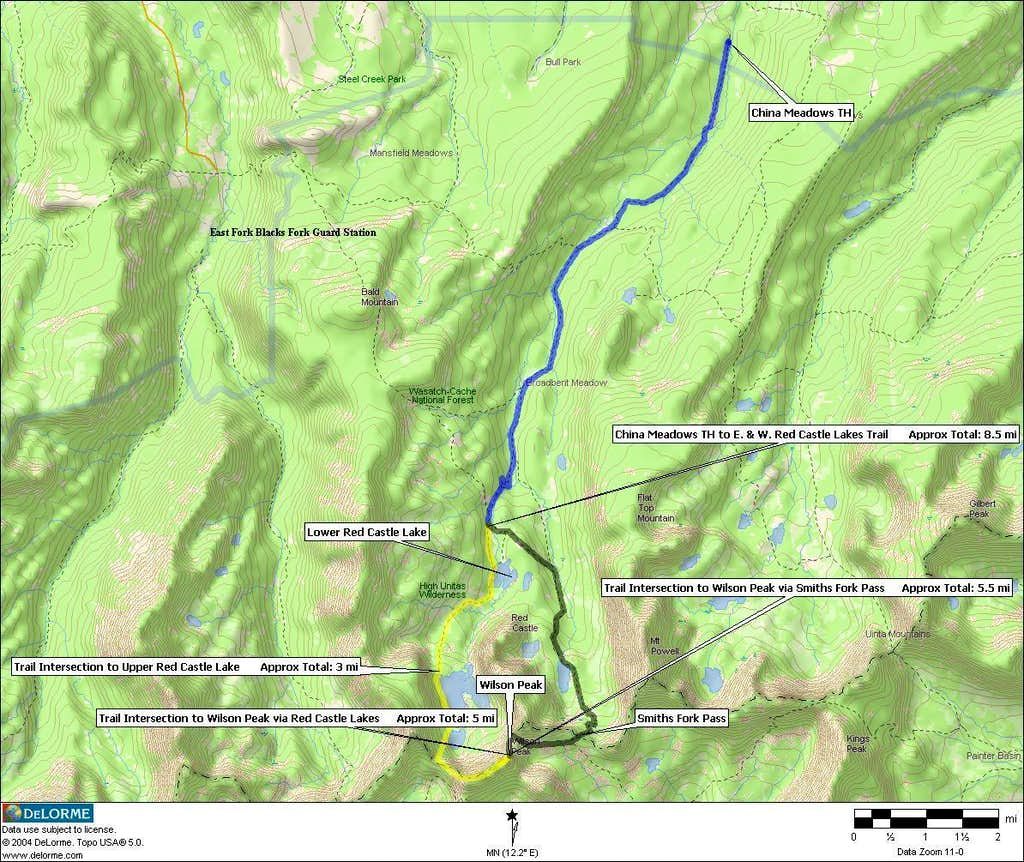 Trail Overview