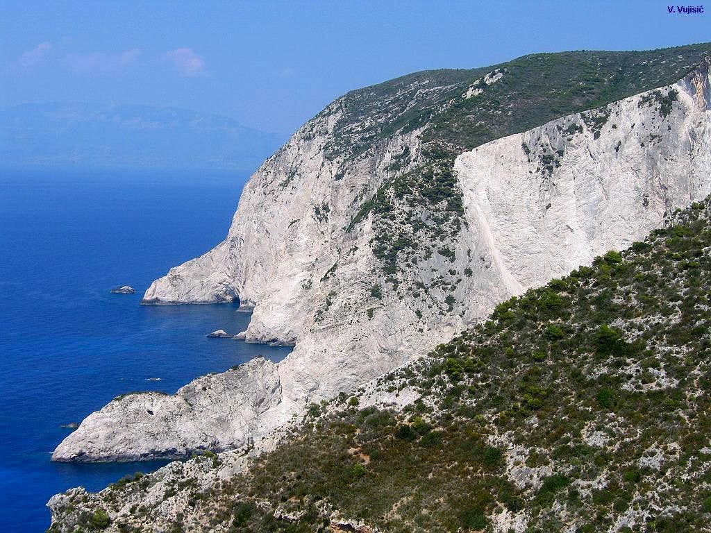 Zakynthos scenery