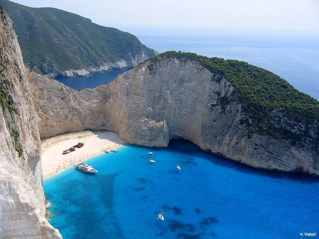 Navagio view