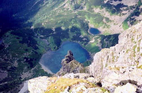Zelene Kacacie Pleso lake - High Tatras