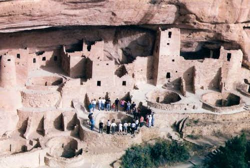 Perhaps the most famous of them all, Cliff Palace