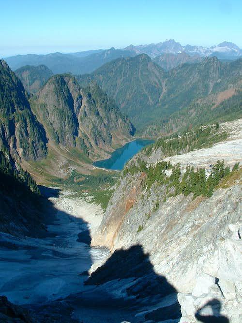 Vesper Glacier