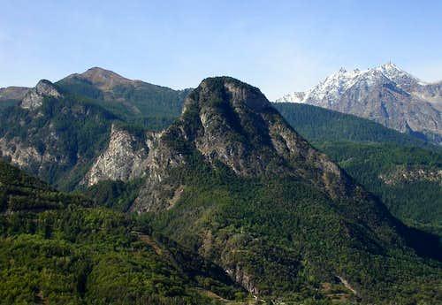 Il Monte Saint Julien