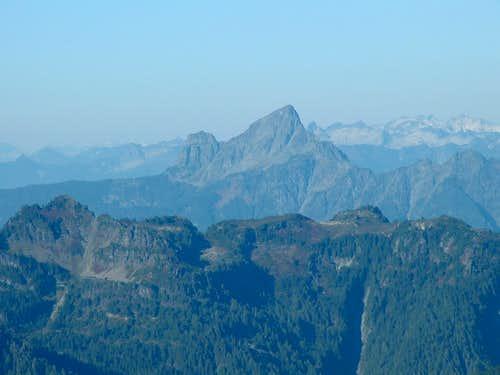 Whitechuck Mountain