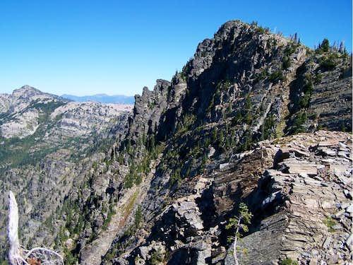 Scotchman Peak