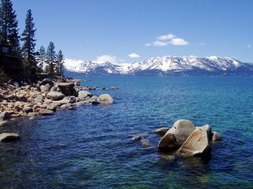 Lake Tahoe Basin