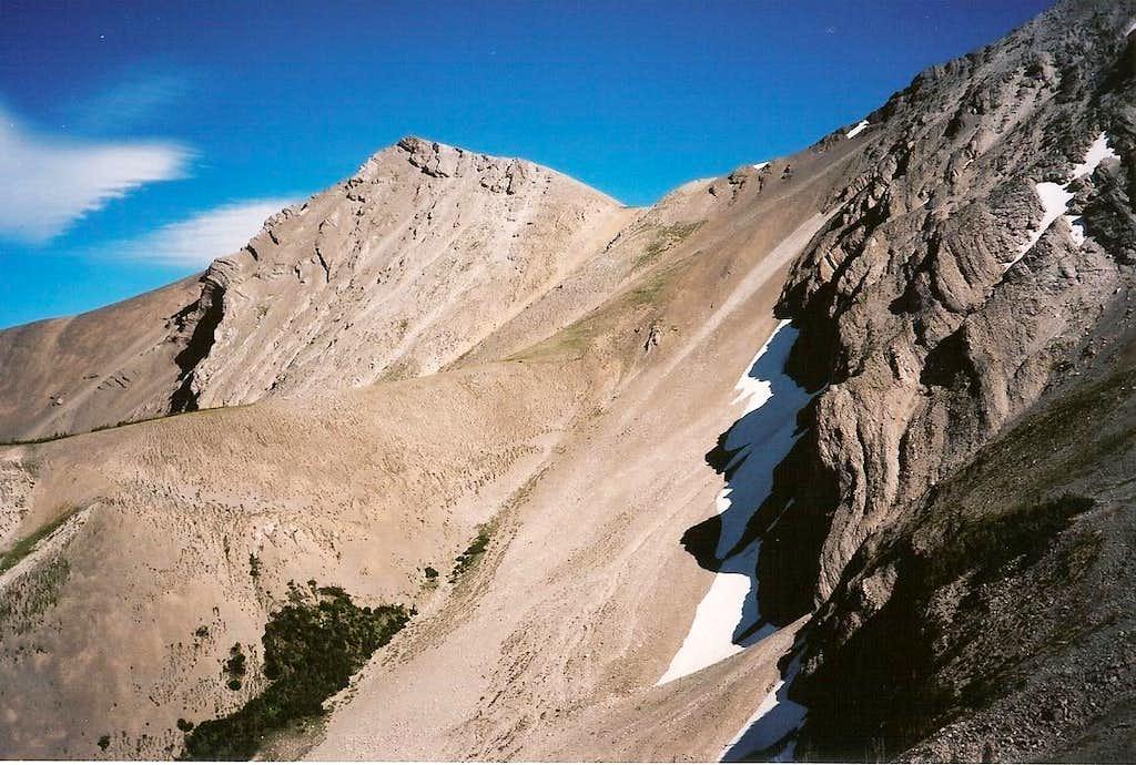 East Ridge of Rocky Mountain
