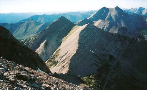 Rocky Mountain Summit View