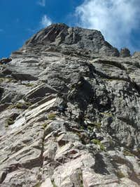 Upper Ellingwood Arete