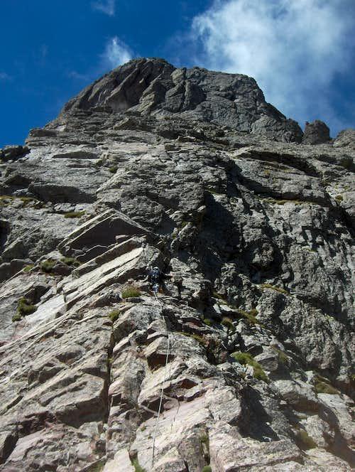 My first Alpine Lead