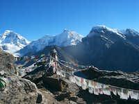 Kangchung peaks