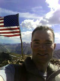 Mt Elbert 2006