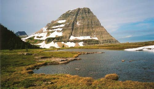Bearhat Mountain