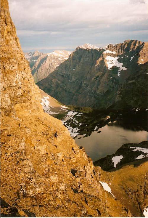 The Kings of Logan Pass, and the Upshot of Morning Thunder