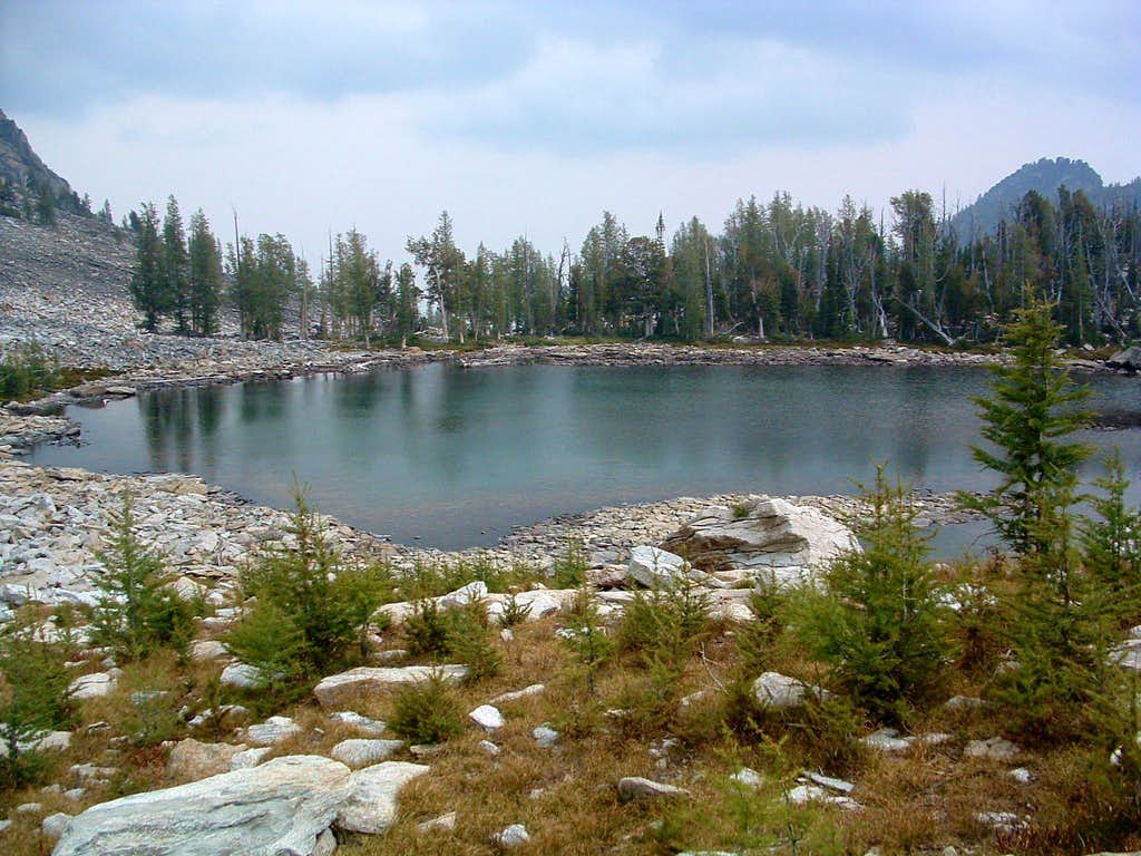 Little Tin Cup Lake