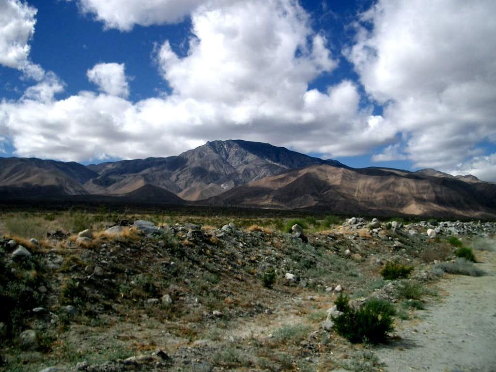 Rabbit Peak - East Approach