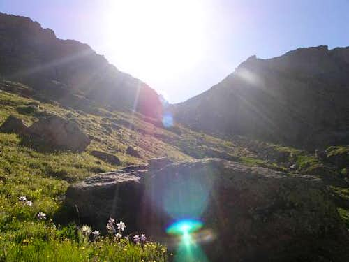 Hike from Guanella Pass