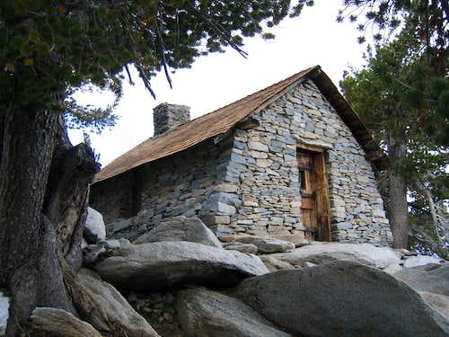San Jacinto hut