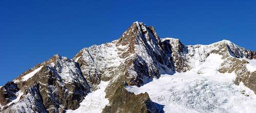 L'aiguille des Glaciers (3816 m)