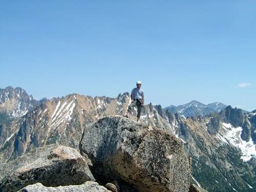 Me on the Summit of SEWS on a...