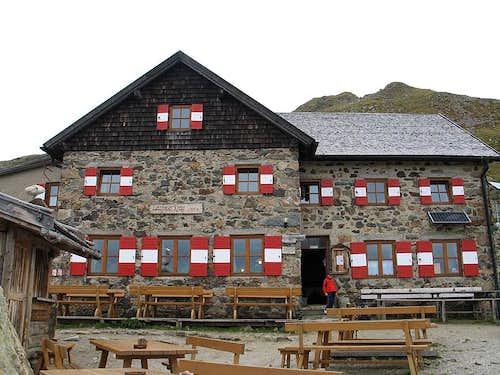Latzfonserkreuz Hütte