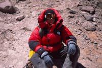 Summit day Aconcagua