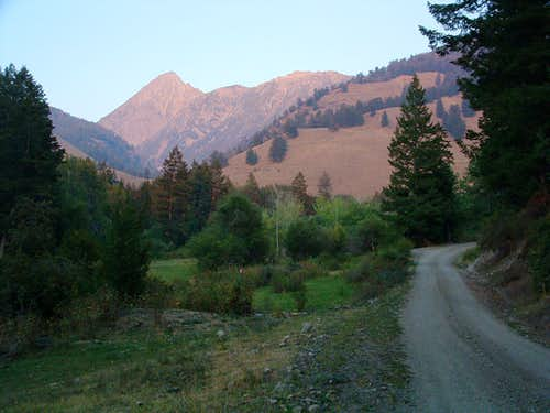 Freeman Peak
