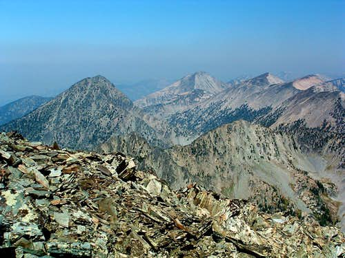 Copperhead & Ajax Peaks