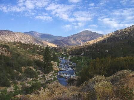 Kern River Canyons