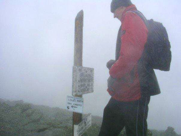 So Much for Running the Presidential Traverse