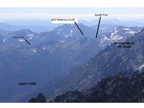 Peak 6878 (NOT Hinkhouse Peak)