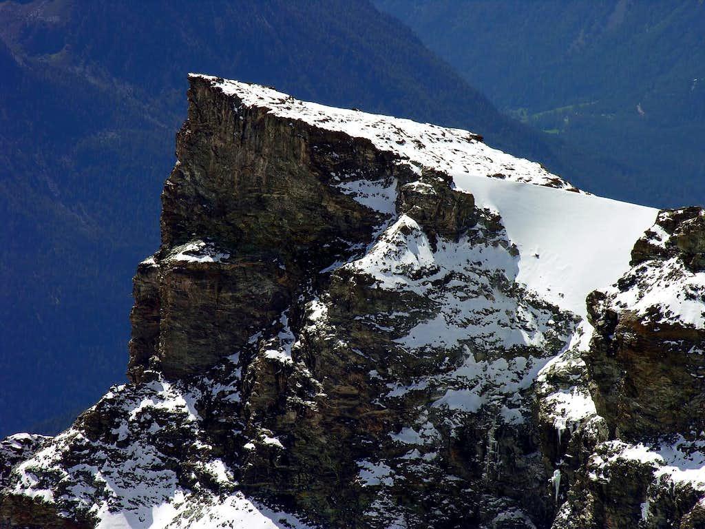 Il Torrione di Verra (3732 m)