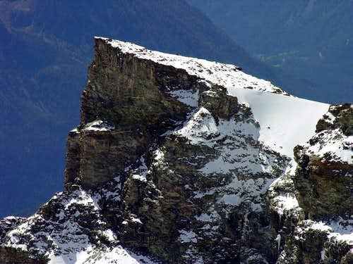 The famous 3.500m in the Aosta Valley and the normal route or no  (Ayas and Gressoney Valley)